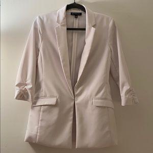 INC International Concepts Menswear white blazer